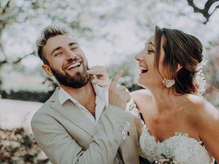Le mariage de Marie Ange et Lenaic