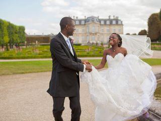 Le mariage de Christelle et Nasser