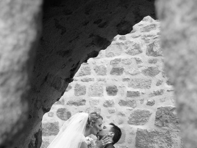 Le mariage de Cédric et Audrey à Vic-le-Comte, Puy-de-Dôme 12