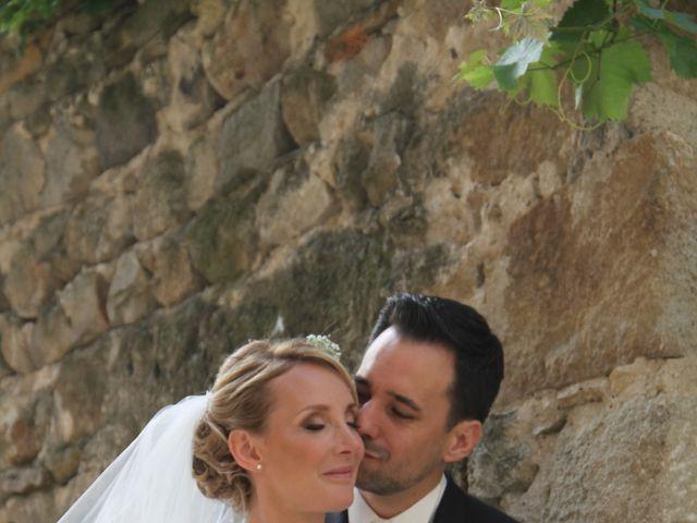 Le mariage de Cédric et Audrey à Vic-le-Comte, Puy-de-Dôme 13