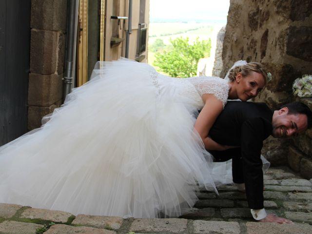 Le mariage de Cédric et Audrey à Vic-le-Comte, Puy-de-Dôme 18