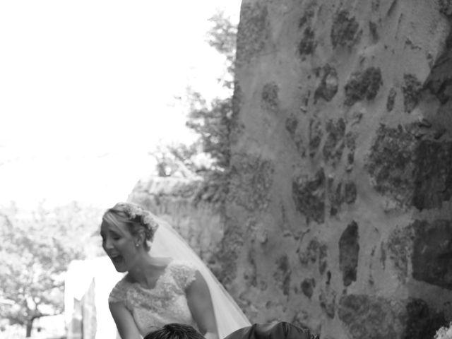 Le mariage de Cédric et Audrey à Vic-le-Comte, Puy-de-Dôme 19
