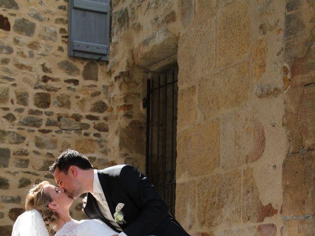 Le mariage de Cédric et Audrey à Vic-le-Comte, Puy-de-Dôme 21
