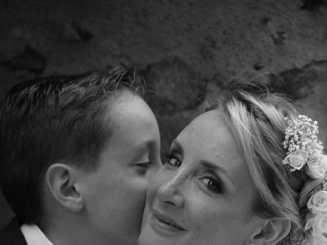 Le mariage de Cédric et Audrey à Vic-le-Comte, Puy-de-Dôme 22