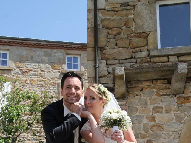 Le mariage de Cédric et Audrey à Vic-le-Comte, Puy-de-Dôme 27