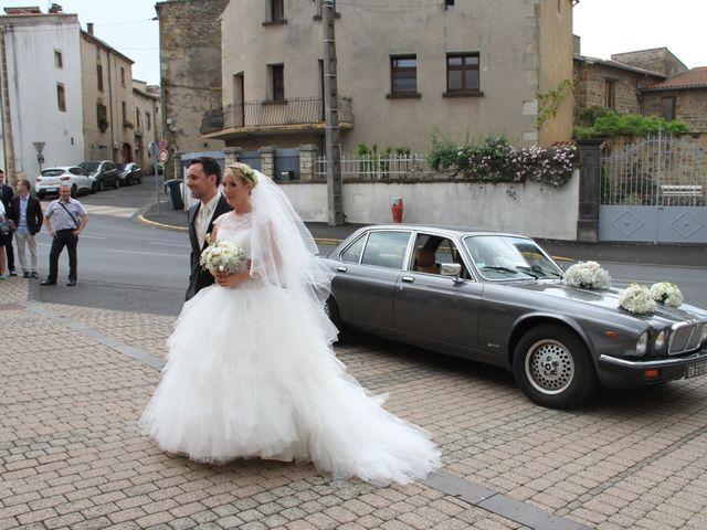 Le mariage de Cédric et Audrey à Vic-le-Comte, Puy-de-Dôme 29