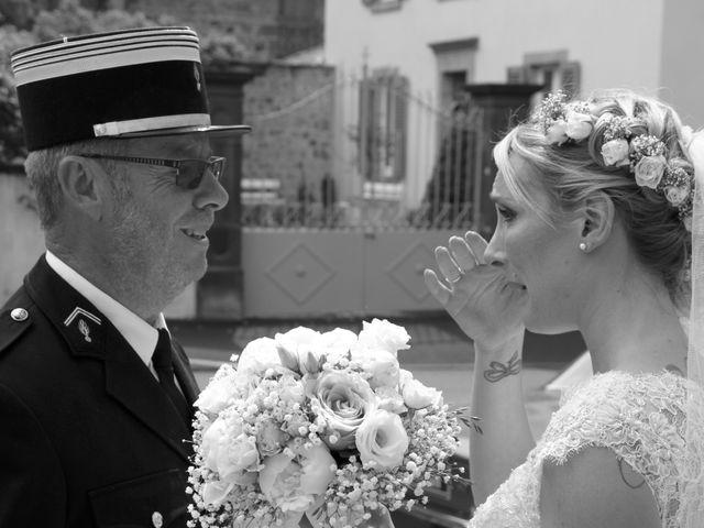 Le mariage de Cédric et Audrey à Vic-le-Comte, Puy-de-Dôme 30