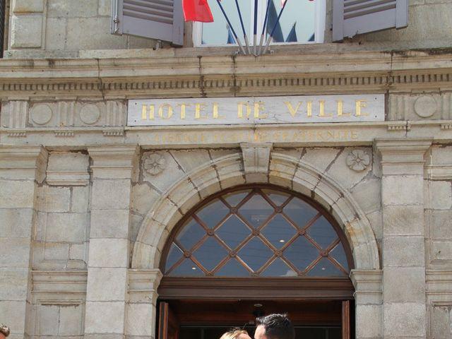 Le mariage de Cédric et Audrey à Vic-le-Comte, Puy-de-Dôme 32