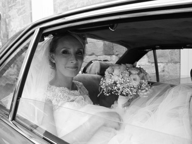 Le mariage de Cédric et Audrey à Vic-le-Comte, Puy-de-Dôme 44