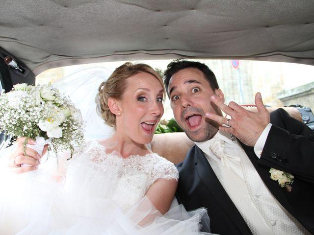 Le mariage de Cédric et Audrey à Vic-le-Comte, Puy-de-Dôme 45