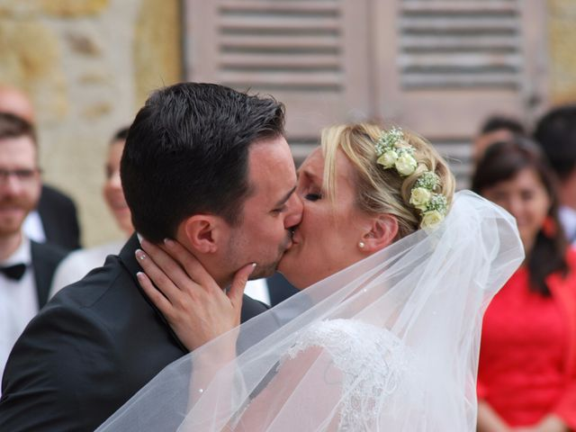 Le mariage de Cédric et Audrey à Vic-le-Comte, Puy-de-Dôme 53