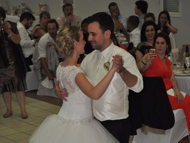 Le mariage de Cédric et Audrey à Vic-le-Comte, Puy-de-Dôme 59