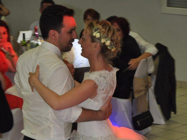 Le mariage de Cédric et Audrey à Vic-le-Comte, Puy-de-Dôme 62