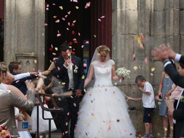 Le mariage de Cédric et Audrey à Vic-le-Comte, Puy-de-Dôme 63