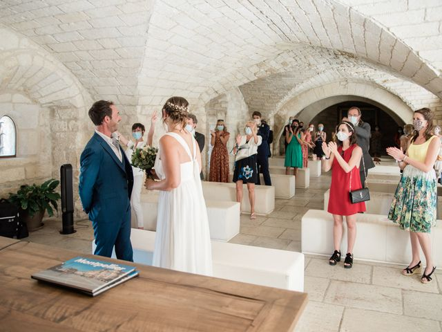 Le mariage de Loïc et Alice à Montpellier, Hérault 10