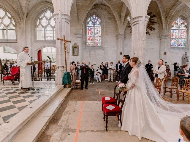 Le mariage de Alexandre et Anais à Dreux, Eure-et-Loir 58