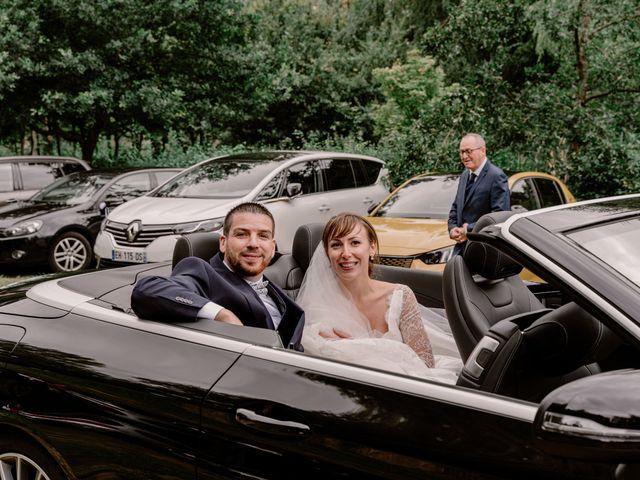Le mariage de Alexandre et Anais à Dreux, Eure-et-Loir 76