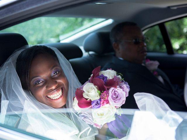 Le mariage de Nasser et Christelle à Paris, Paris 6