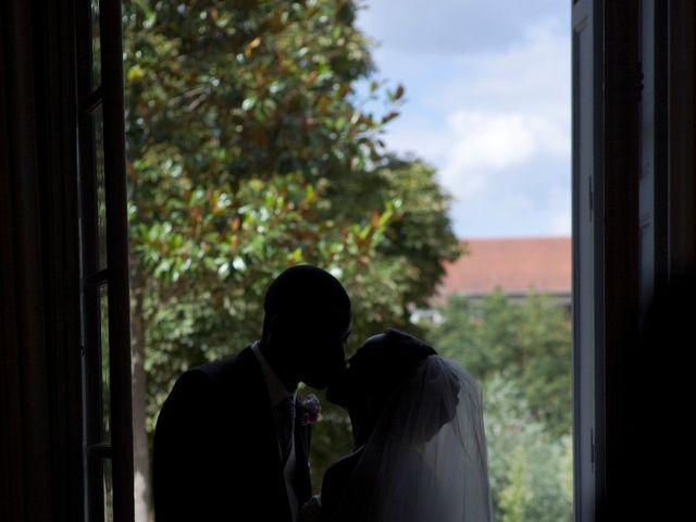 Le mariage de Nasser et Christelle à Paris, Paris 1