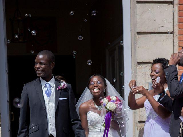 Le mariage de Nasser et Christelle à Paris, Paris 13