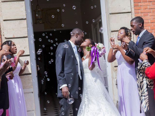Le mariage de Nasser et Christelle à Paris, Paris 14