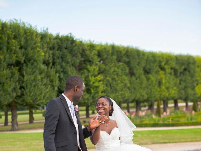 Le mariage de Nasser et Christelle à Paris, Paris 19