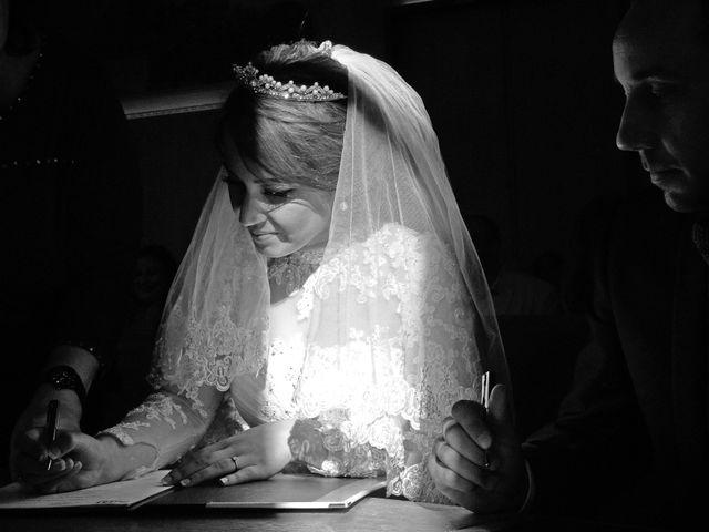 Le mariage de Vincent et Saïda à Paris, Paris 3