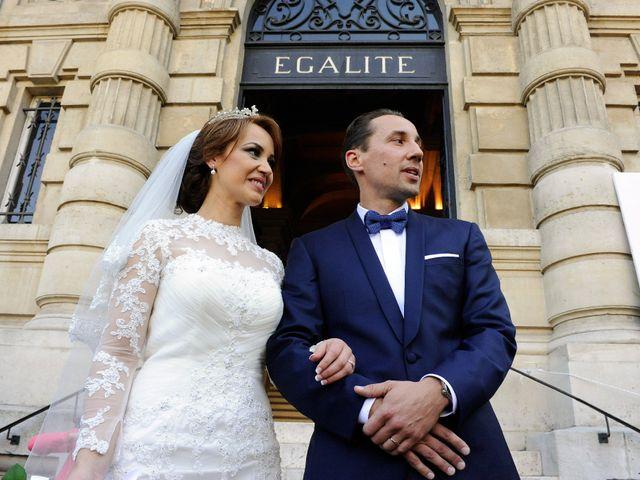Le mariage de Saïda et Vincent