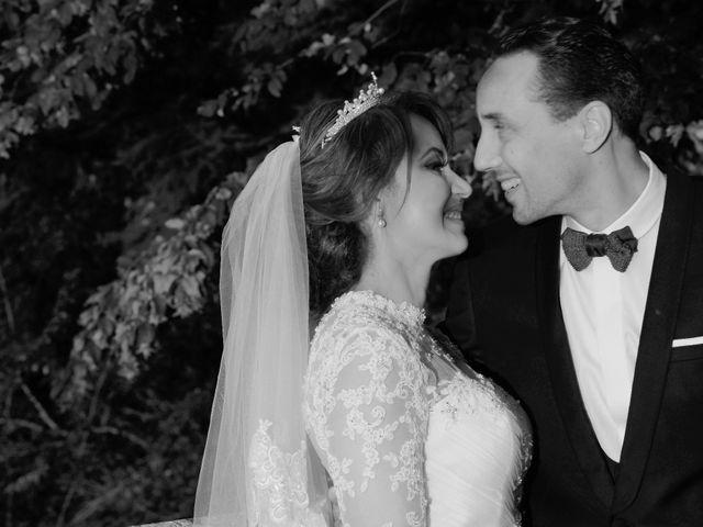 Le mariage de Vincent et Saïda à Paris, Paris 14