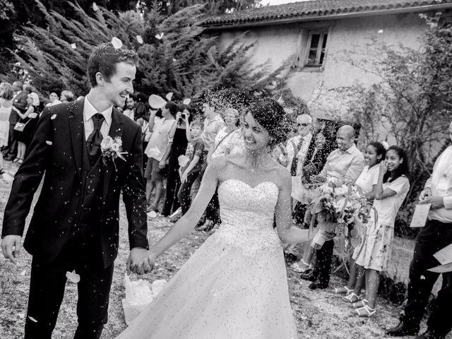 Le mariage de Victorin et Angélique à Brantôme, Dordogne 23