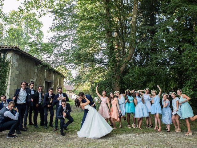 Le mariage de Victorin et Angélique à Brantôme, Dordogne 25