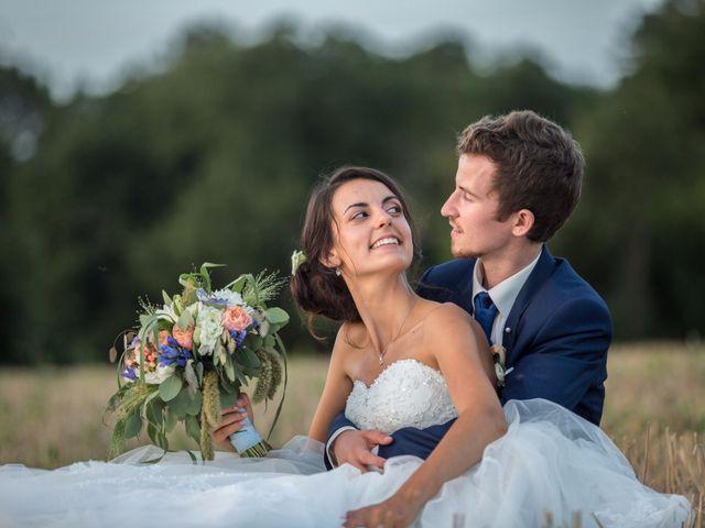 Le mariage de Victorin et Angélique à Brantôme, Dordogne 37