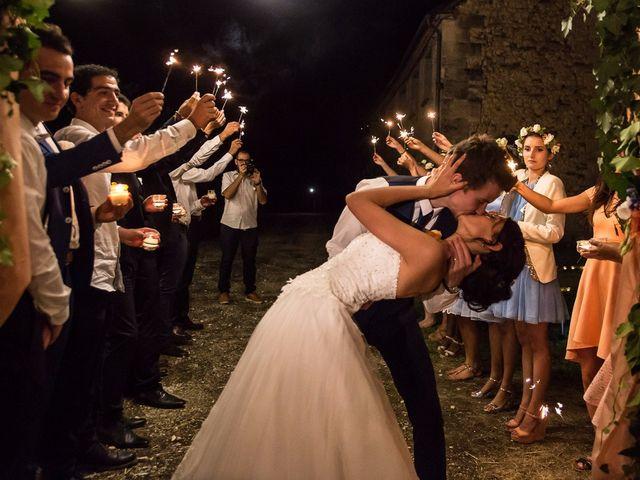 Le mariage de Victorin et Angélique à Brantôme, Dordogne 47