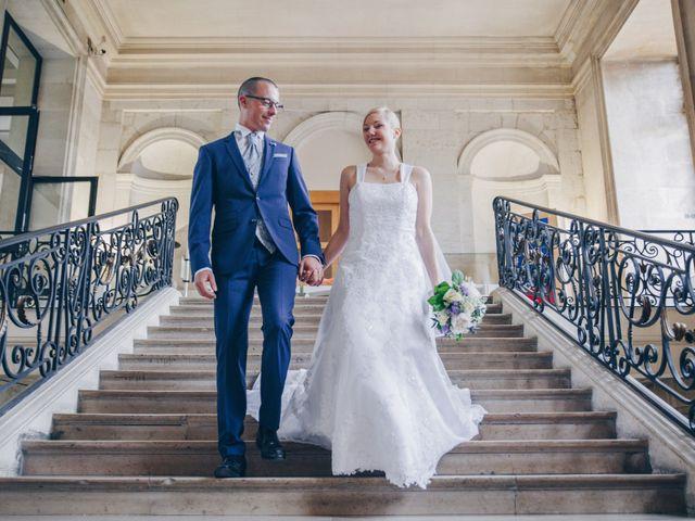 Le mariage de Aurélien et Amandine à Rouen, Seine-Maritime 83