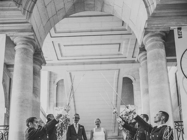 Le mariage de Aurélien et Amandine à Rouen, Seine-Maritime 84
