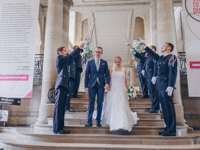 Le mariage de Aurélien et Amandine à Rouen, Seine-Maritime 85