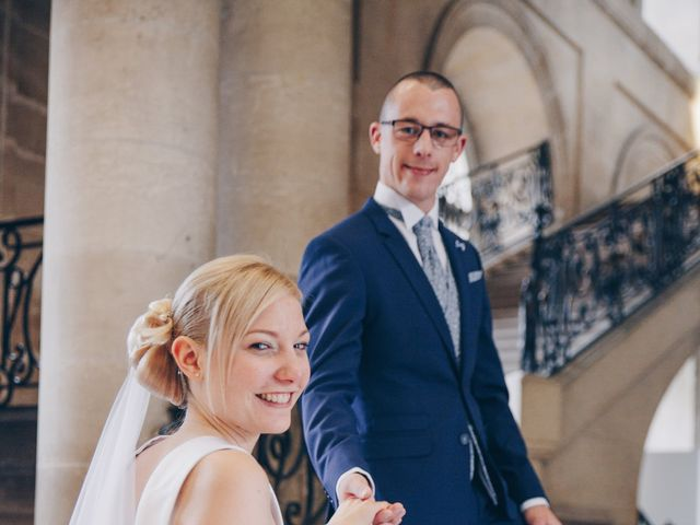 Le mariage de Aurélien et Amandine à Rouen, Seine-Maritime 90