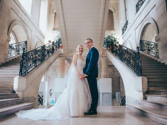 Le mariage de Aurélien et Amandine à Rouen, Seine-Maritime 91