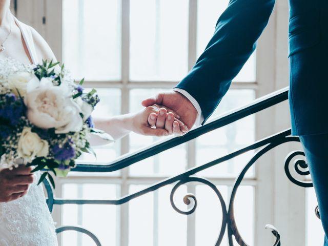 Le mariage de Aurélien et Amandine à Rouen, Seine-Maritime 92