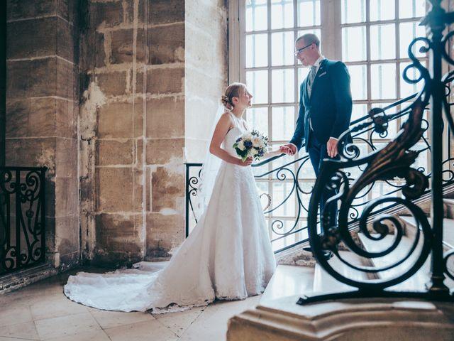 Le mariage de Aurélien et Amandine à Rouen, Seine-Maritime 93