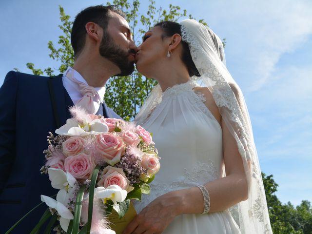 Le mariage de Sandrine et Mickael à Francheville, Rhône 4