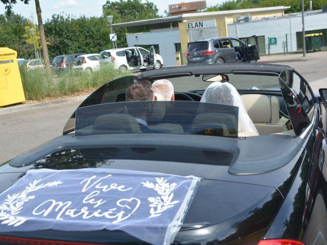 Le mariage de Sandrine et Mickael à Francheville, Rhône 1