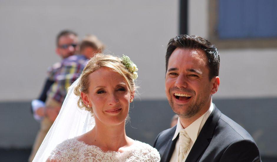Le mariage de Cédric et Audrey à Vic-le-Comte, Puy-de-Dôme