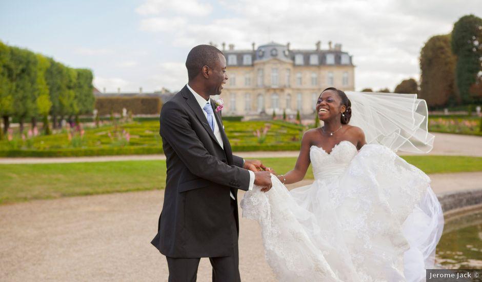 Le mariage de Nasser et Christelle à Paris, Paris