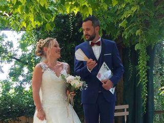 Le mariage de Gaëlle  et Guilhem 1