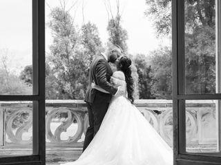 Le mariage de Sandra et Mickaël