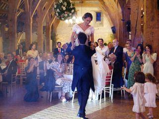 Le mariage de Hortense et Jean Baptiste