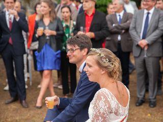 Le mariage de Héloïse et Adrien