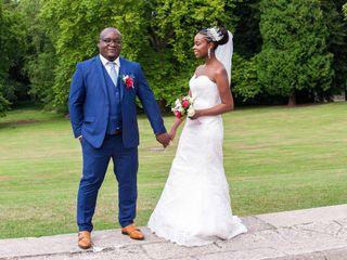 Le mariage de Sandrine et Georges