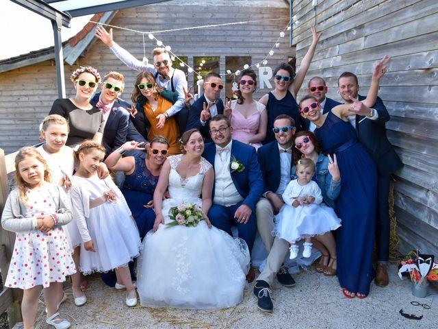 Le mariage de Romain et Julie à Bellebrune, Pas-de-Calais 21